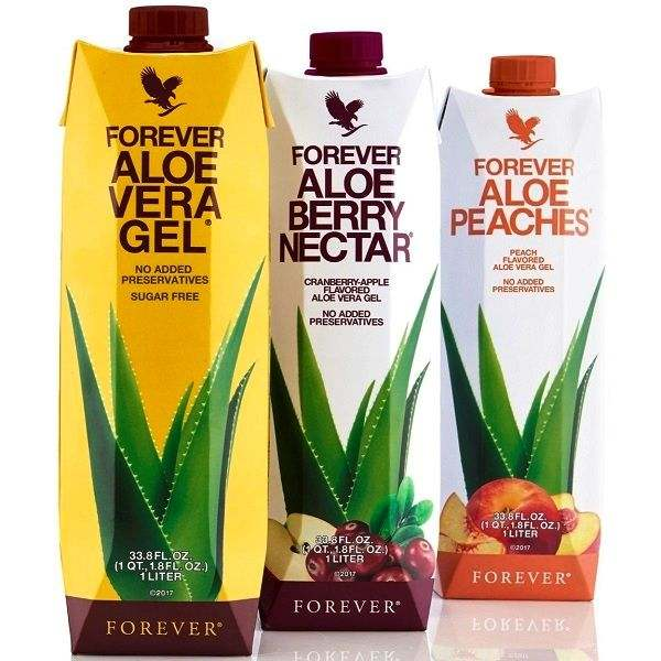 Χυμοί aloe vera -Ροφήματα Drinks-