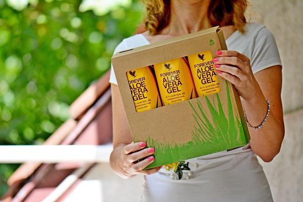 (Tetra Pak) Aloe Vera Gel - Χυμός Αλόης ( Ελιξίριο μακροζωίας )