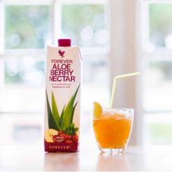 Forever Aloe Berry Nectar - Χυμός Αλόη, Μήλο, Φραγκοστάφυλο